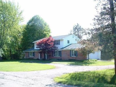 2311 Willow Lane, Highland Twp, MI 48356 - MLS#: 218047718