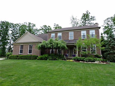 6350 Knob Bend Drive, Grand Blanc Twp, MI 48439 - MLS#: 218047863