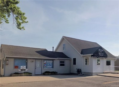 1641 Fred W Moore Highway, St Clair, MI 48079 - MLS#: 218047877