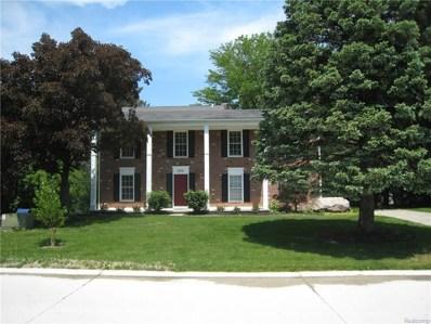 908 Ravine Terrace Court, Rochester Hills, MI 48307 - MLS#: 218047973