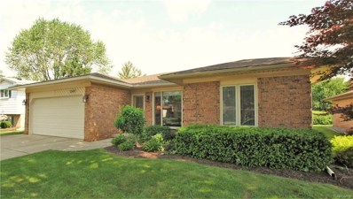 1569 Crimson Drive, Troy, MI 48083 - MLS#: 218048020