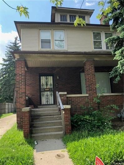 8557 Mendota Street, Detroit, MI 48204 - MLS#: 218048087