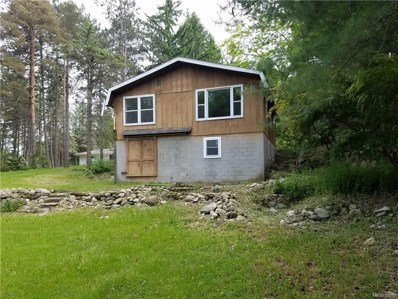 141 E Oakwood Road, Oxford Twp, MI 48371 - MLS#: 218048151