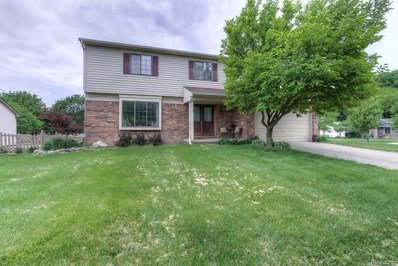 24997 Fairway Hills Drive, Novi, MI 48374 - MLS#: 218048231