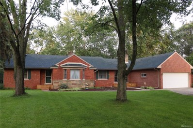 24644 Springbrook Drive, Farmington Hills, MI 48336 - MLS#: 218048283