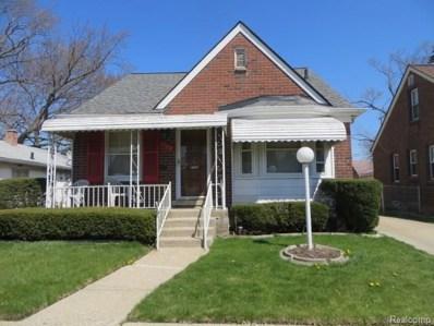 9966 Lauder Street, Detroit, MI 48227 - MLS#: 218048342