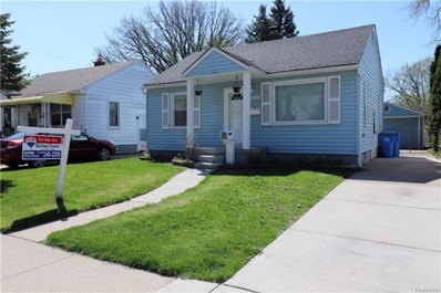 24361 Lehigh Street, Dearborn Heights, MI 48125 - MLS#: 218048356