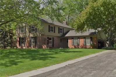 5560 Shaun Road, West Bloomfield Twp, MI 48322 - MLS#: 218048387