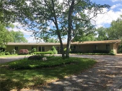 1720 Hammond Court, Bloomfield Hills, MI 48304 - MLS#: 218048441