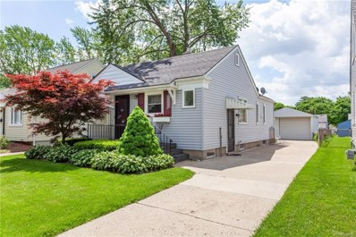 3317 Hunter Avenue, Royal Oak, MI 48073 - MLS#: 218048446