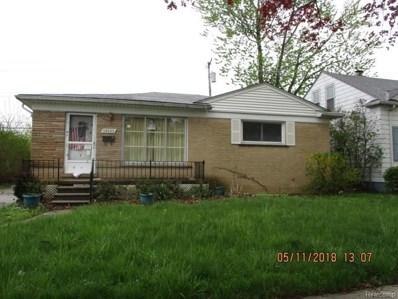 21612 Kramer Street, St. Clair Shores, MI 48080 - MLS#: 218048474