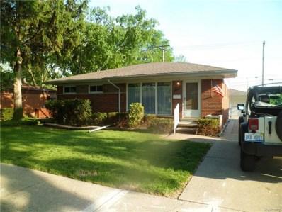 1241 Broadacre Avenue, Clawson, MI 48017 - MLS#: 218048539