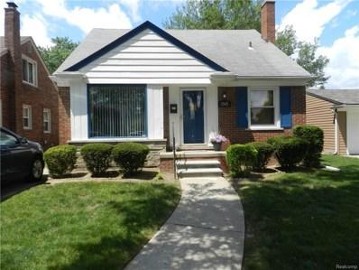 1545 Nightingale Street, Dearborn, MI 48128 - MLS#: 218048588