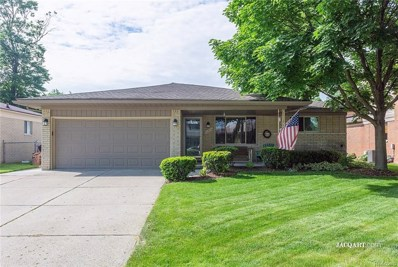 14506 Rice Drive, Sterling Heights, MI 48310 - MLS#: 218048682