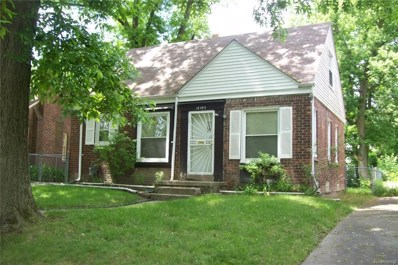 18493 Fielding Street, Detroit, MI 48219 - MLS#: 218048698