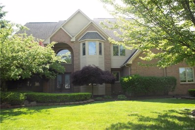 9058 Stone Hollow Court, Plymouth Twp, MI 48170 - MLS#: 218048803