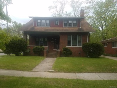 22101 Pickford Street, Detroit, MI 48219 - MLS#: 218048819