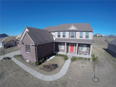 1429 Glass Lake Circle, Oxford Twp, MI 48371 - MLS#: 218048828