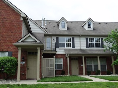 23413 Williamsburg Circle, Woodhaven, MI 48183 - MLS#: 218048860