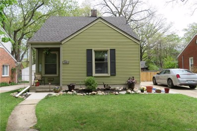 506 N Blair Avenue, Royal Oak, MI 48067 - MLS#: 218048861