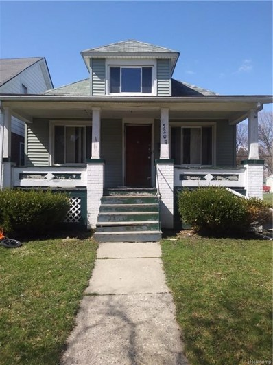5207 Fairview Street, Detroit, MI 48213 - MLS#: 218048876