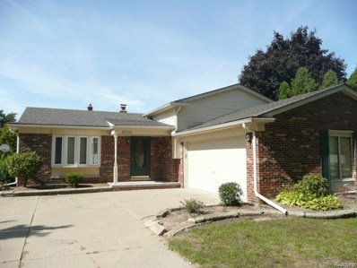41705 Balfour Drive, Sterling Heights, MI 48313 - MLS#: 218048881