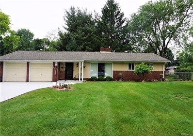 50 Orchardale Drive, Rochester Hills, MI 48309 - MLS#: 218048919