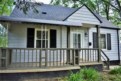 400 W Woodruff Avenue, Hazel Park, MI 48030 - MLS#: 218048956