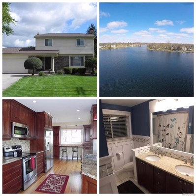 3726 Rutherford Court, Waterford Twp, MI 48329 - MLS#: 218049049