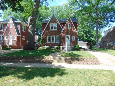 22930 Cherry Hill Street, Dearborn, MI 48124 - MLS#: 218049067