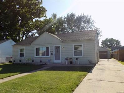 26065 Normandy Street, Roseville, MI 48066 - MLS#: 218049087