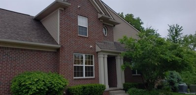 7400 Brookberry Court UNIT 1, West Bloomfield Twp, MI 48322 - MLS#: 218049176