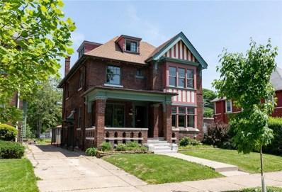 1714 Seyburn Street, Detroit, MI 48214 - MLS#: 218049242
