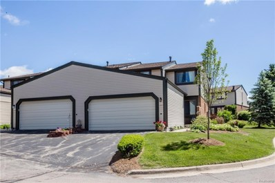 1202 Concord Court, Northville, MI 48167 - MLS#: 218049293