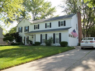 36125 Fredericksburg Road, Farmington Hills, MI 48331 - MLS#: 218049363