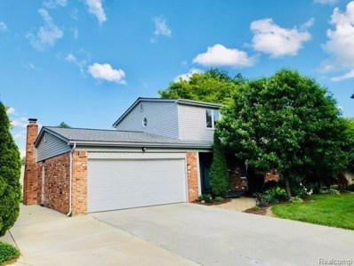 3952 Gate Drive, Troy, MI 48083 - MLS#: 218049365