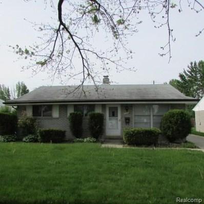 15542 Clover Street, Roseville, MI 48066 - MLS#: 218049386