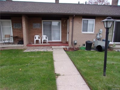 8401 Eighteen Mile Street UNIT 210, Sterling Heights, MI 48313 - MLS#: 218049452