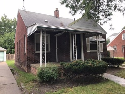 8606 Roselawn Street, Detroit, MI 48204 - MLS#: 218049628
