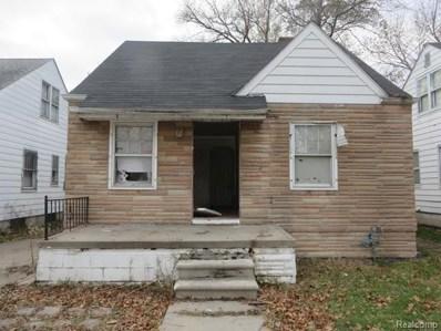11657 Stout Street, Detroit, MI 48228 - MLS#: 218049663