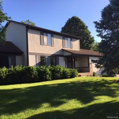 3310 Golfhill Drive, waterford twp, MI 48329 - MLS#: 218049680