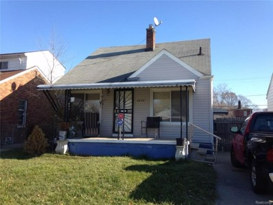 6524 Stahelin, Detroit, MI 48228 - MLS#: 218049690