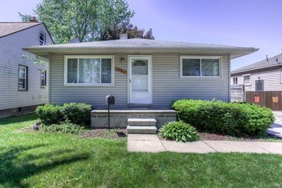 6742 Hipp Street, Taylor, MI 48180 - MLS#: 218049704