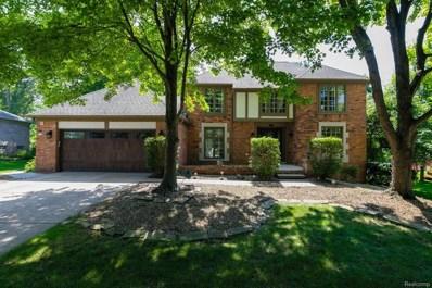 181 Sugar Pine Road, Rochester Hills, MI 48309 - MLS#: 218049728