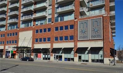 350 N Main Street UNIT 714, Royal Oak, MI 48067 - MLS#: 218049766