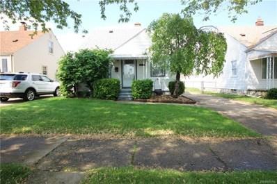15918 Anne Avenue, Allen Park, MI 48101 - MLS#: 218049898
