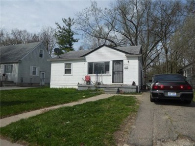 16581 Wormer Street, Detroit, MI 48219 - MLS#: 218049917