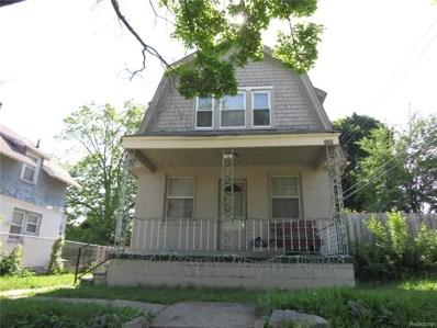 224 Edison Street, Pontiac, MI 48342 - MLS#: 218049967