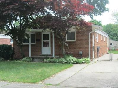 19650 Saint Francis Street, Livonia, MI 48152 - MLS#: 218050015