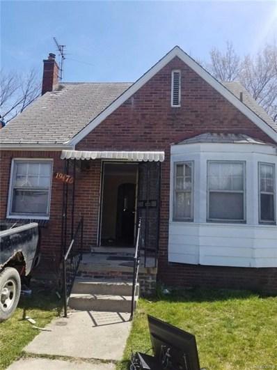 19476 Stotter Street, Detroit, MI 48234 - MLS#: 218050050
